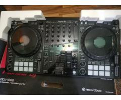 Pioneer DDJ-1000 Controller = 550 EUR, Pioneer DDJ SX3  DJ controller = 550 EUR